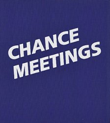 岡本安正写真集: CHANCE MEETINGS | OKAMOTO Yasumasa (SIGNED)