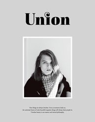 Union Issue #6 (COVER 1)