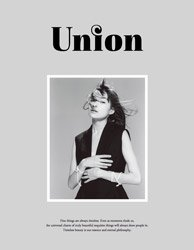 Union Issue #6 (COVER 2)