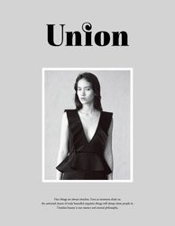 Union Issue #6 (COVER 3)