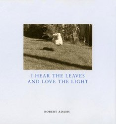 <B>I Hear the Leaves & Love the Light</B> <BR>Robert Adams