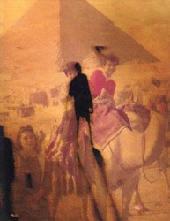 <B>In the Shadow of the Pyramids</B> <BR>Laura El-Tantawy