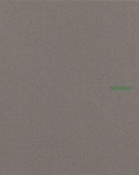 John Gossage: Nothing