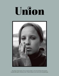 Union Issue #8 (COVER 1)