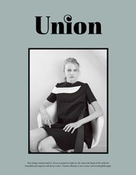 Union Issue #8 (COVER 4)