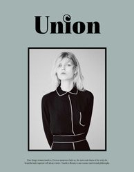Union Issue #8 (COVER 5)