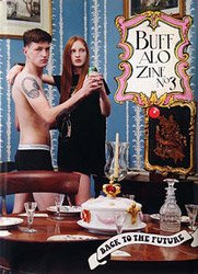 Buffalo Zine Issue #3: Vivienne Westwood cover