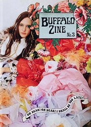 Buffalo Zine Issue #3: Victor&Rolf cover