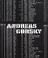 <B>Andreas Gursky</B>