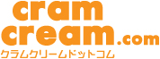 cramcream.com クラムクリームドットコム