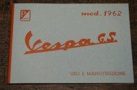 取り扱い説明書 160 GS 1962 MK1