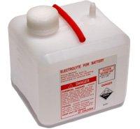 バッテリー電解液 YUASA 0.61L -...
