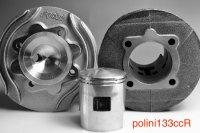 ポリーニ 125ET3 133CCボアアップキット 57mm レース