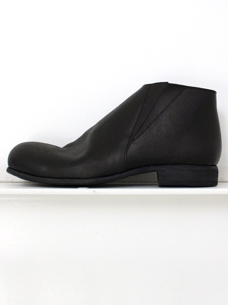 OUTLET SALE | アウトレットセール Side gore slip on #BLACK