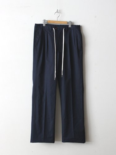 WILD WIDE PANTS #NAVY