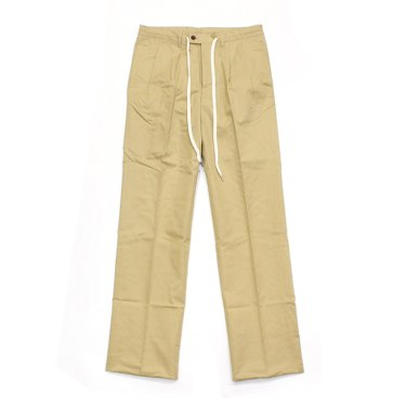 WILD WIDE PANTS #BEIGE