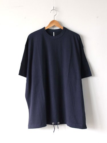 BALLOON TEE #NAVY