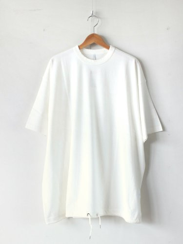 BALLOON TEE #WHITE