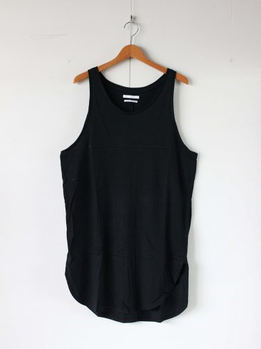 LONG LENGTH TANK #BLACK