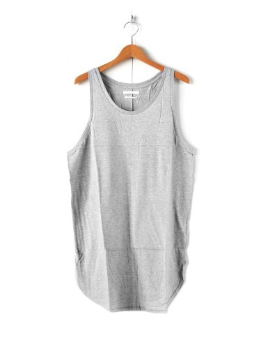 LONG LENGTH TANK #H.GREY