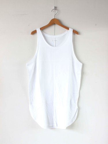 LONG LENGTH TANK #WHITE