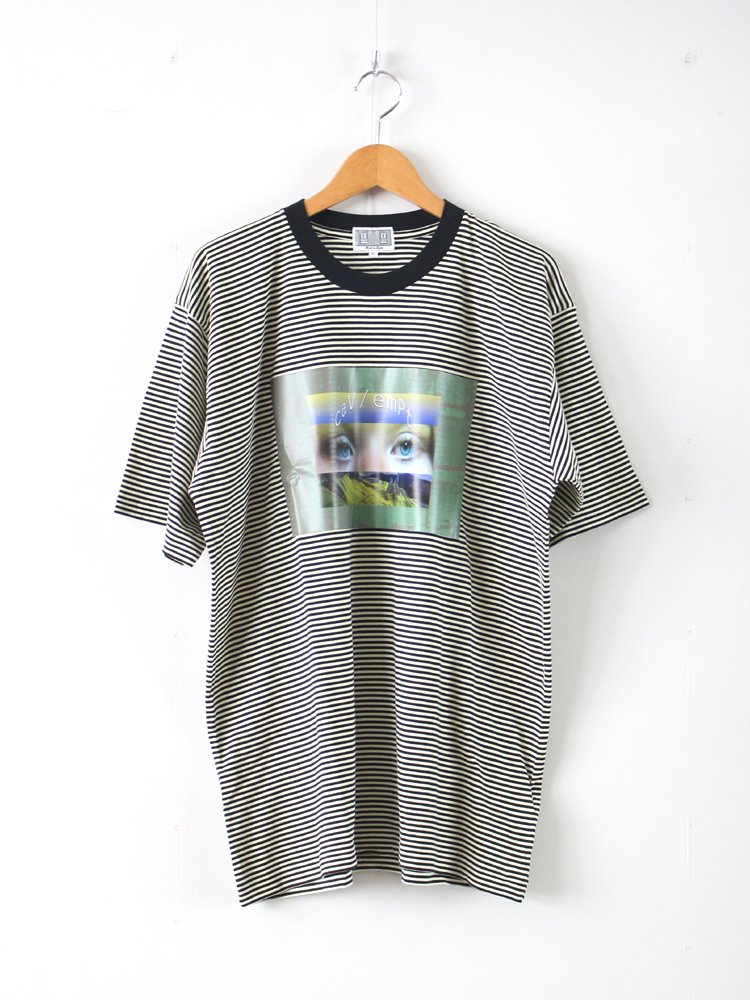 C.E | シーイー STRIPE BIG T #STRIPE