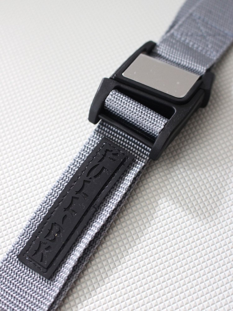 EASY BUCKLE BELT 01 #GREY