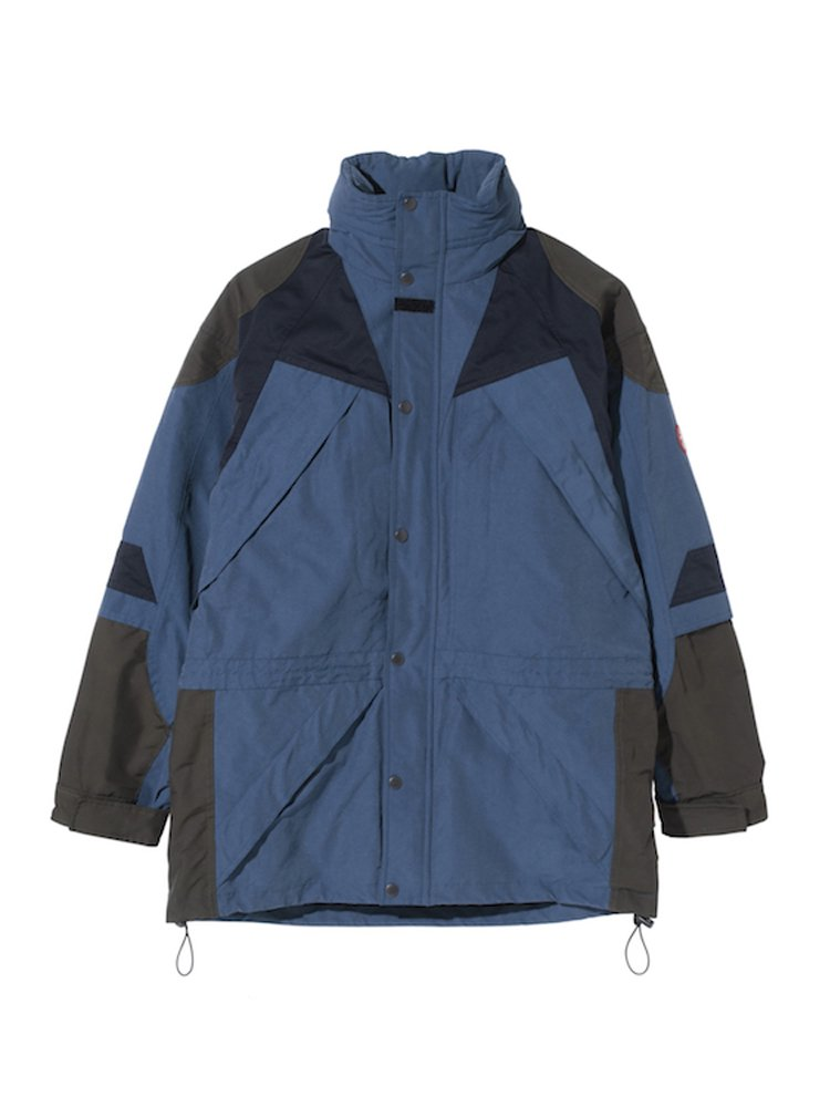 CONDITIONS JACKET #NAVY
