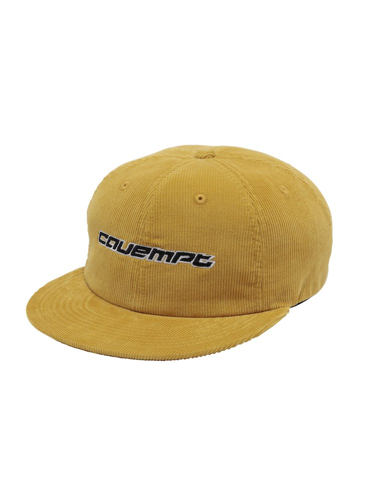 HOME CORD LOW CAP #YELLOW