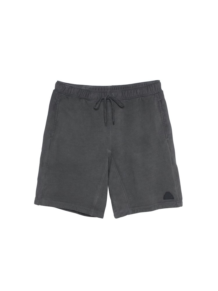 C.E | シーイー OVERDYE SWEAT SHORTS #BLACK