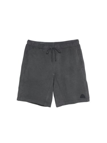 OVERDYE SWEAT SHORTS #BLACK