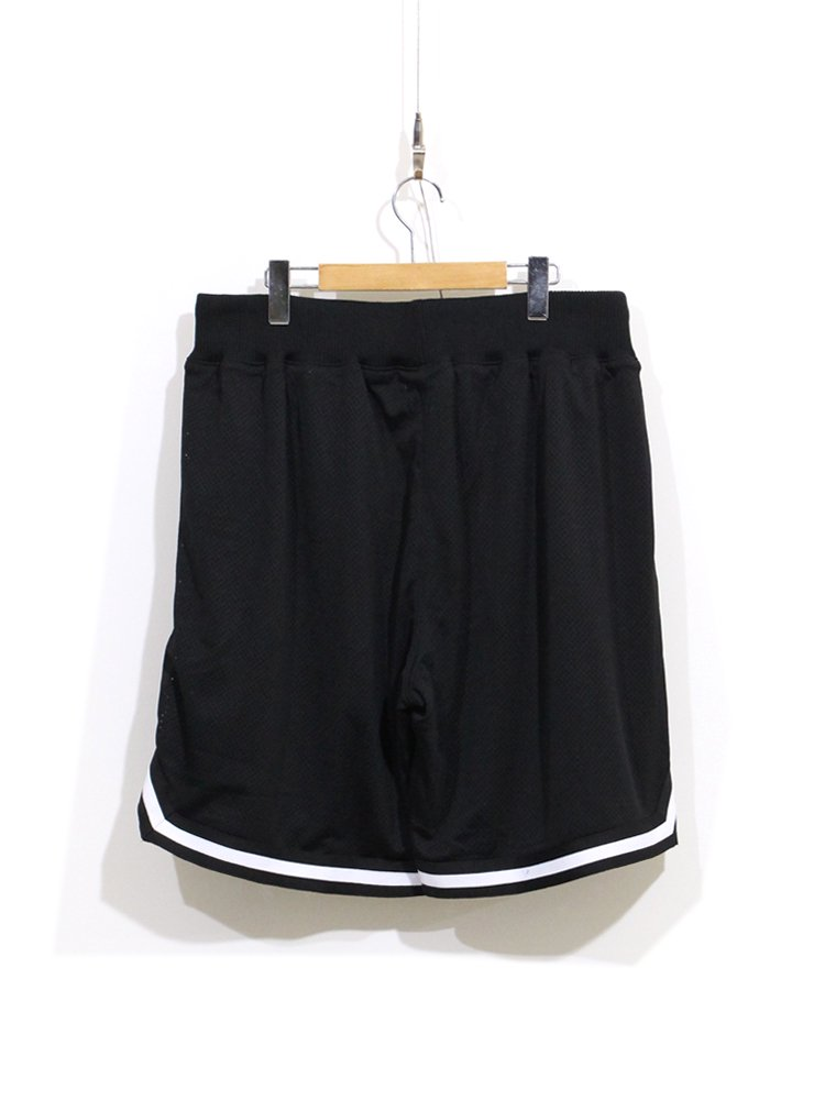 Basket Short #BLACK/WHITE