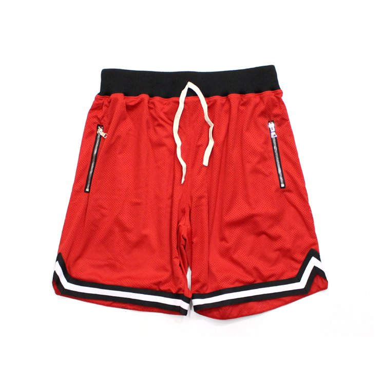Basket Short #RED