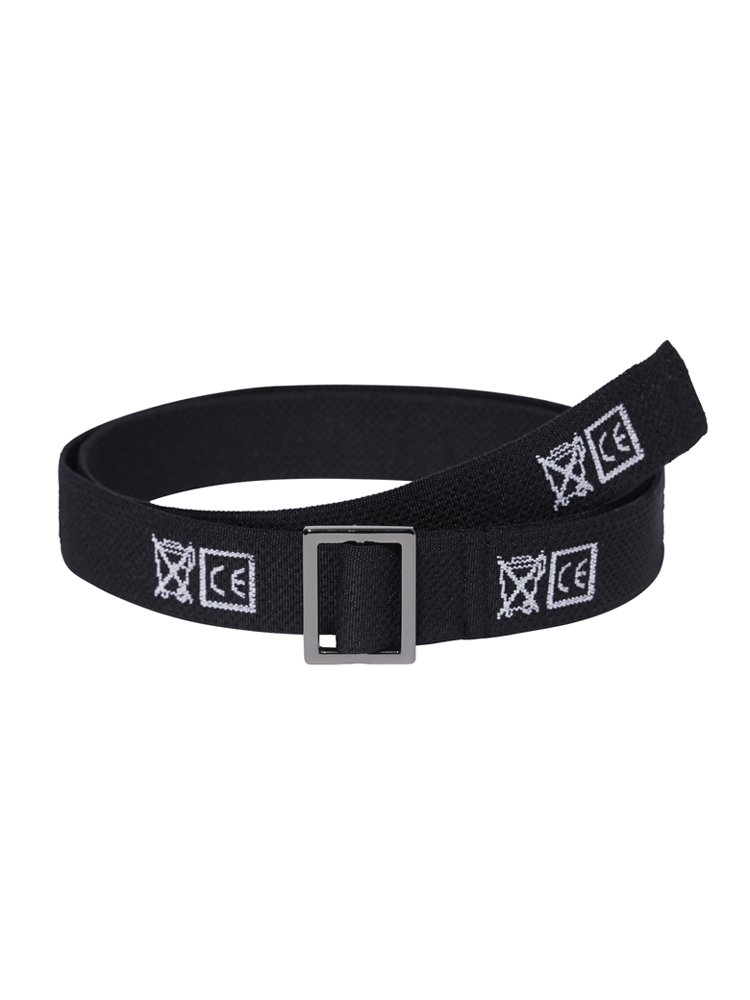 CE WEBBING BELT #BLACK