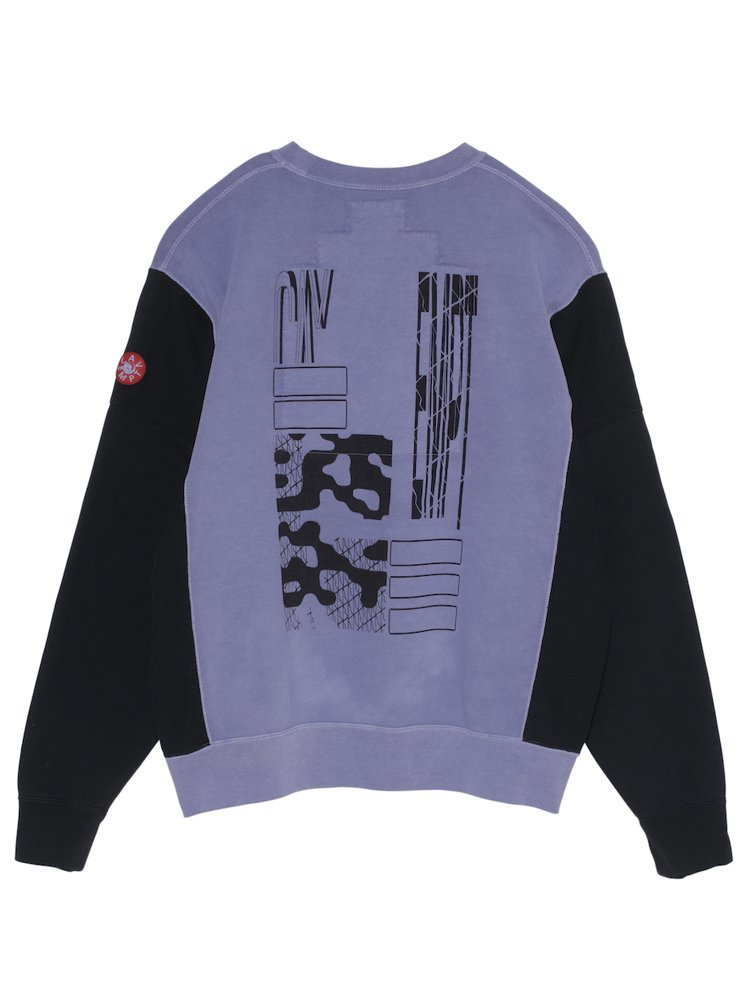 MD INTERMEZZO CREW NECK #2 #LILAC