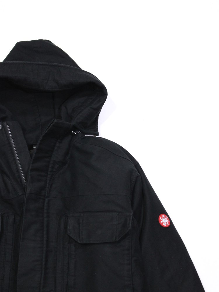 HEAVY SMOCK #BLACK
