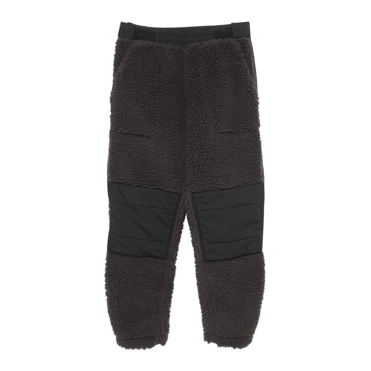 BOA FLEECE PANTS #CHARCOAL