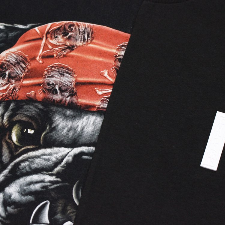 SYSTEMS USED REMIX TEE #BULL