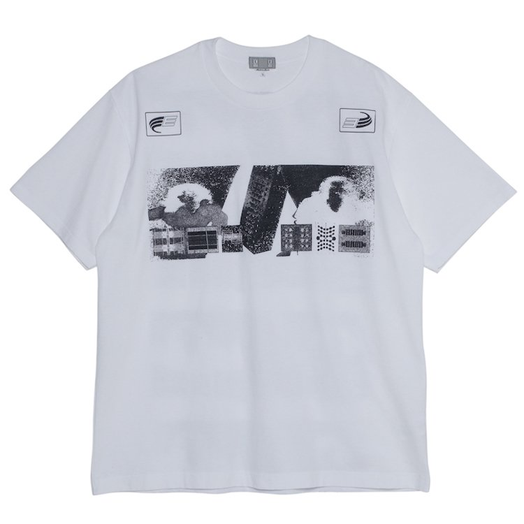 CurvEd T #WHITE
