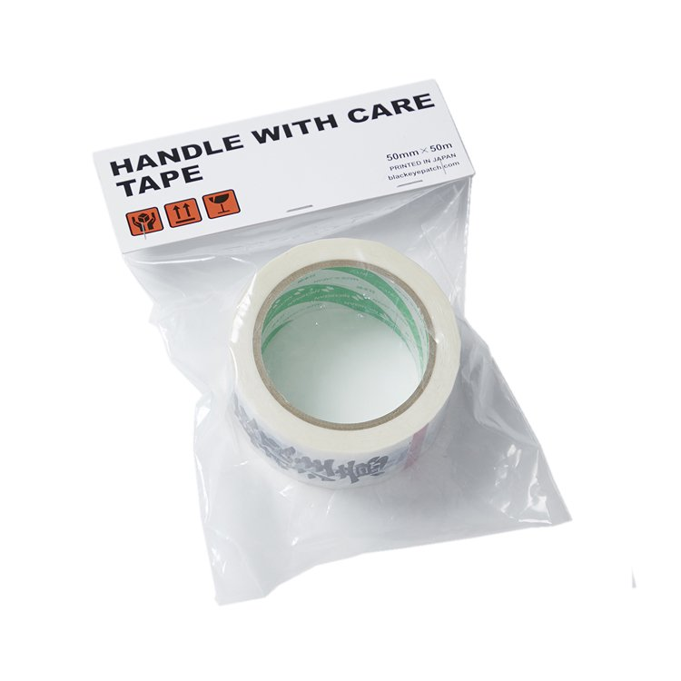 HANDLE WITH CARE TAPE #WHITE