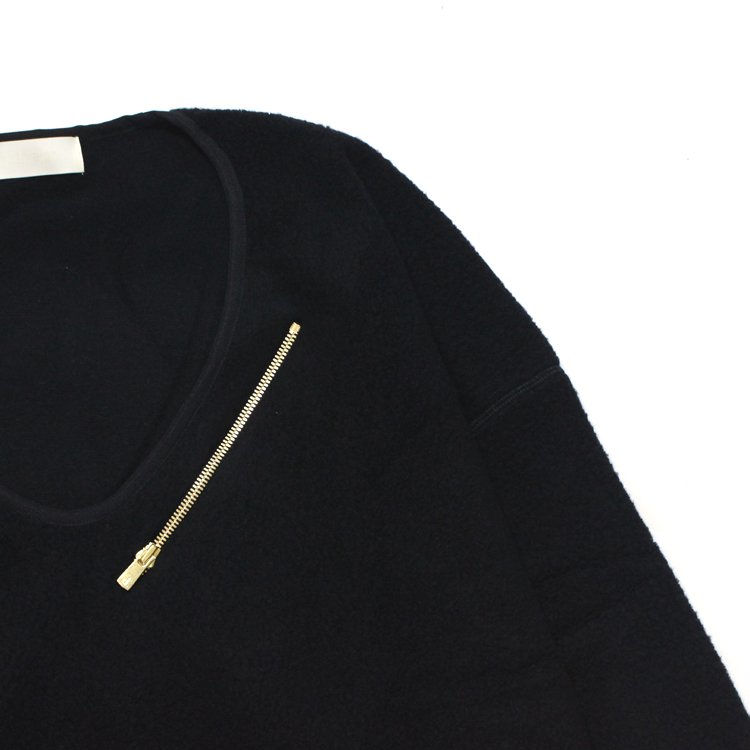 S140's Fleece Sweat #BLACK