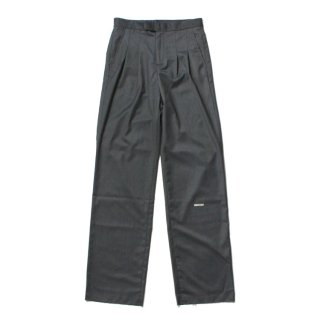 Trailblazer Pleated Trousers #Storm Gray _ C2H4