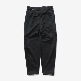 CHAOS EMBROIDERY TRACK PANTS #BLACK _ doublet