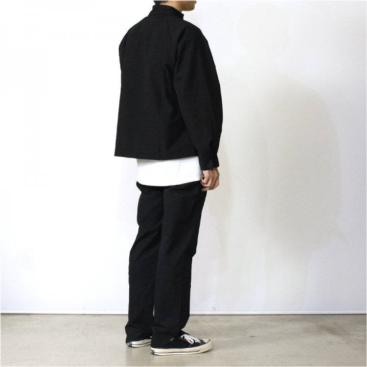 3.0 TROUSER RIGHT #BLACK