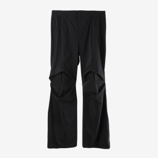3.0 TECHNICAL PANTS CENTER #BLACK _ POST ARCHIVE FACTION