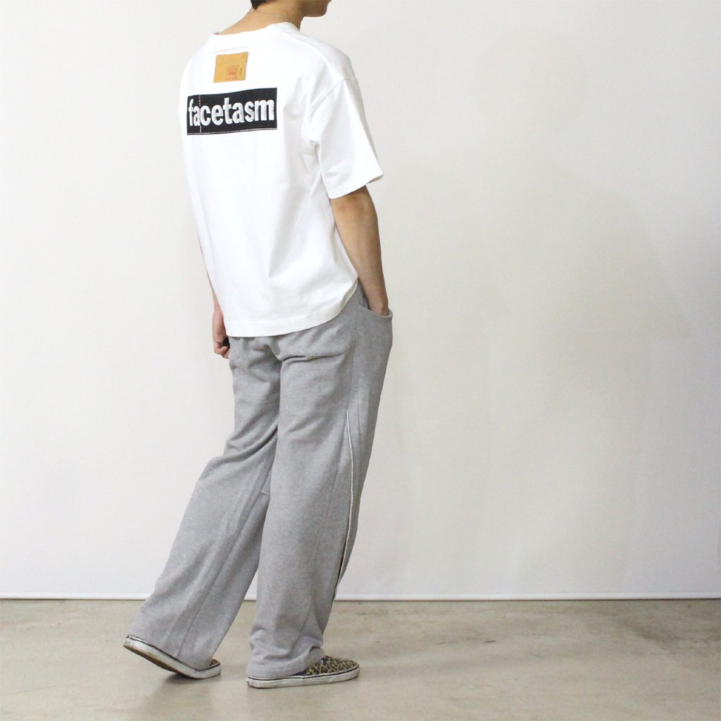 LEVI'S PATCH TEE #WHITE