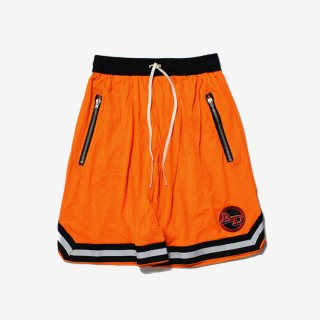 BASKE SHORTS #ORANGE _ ADANS