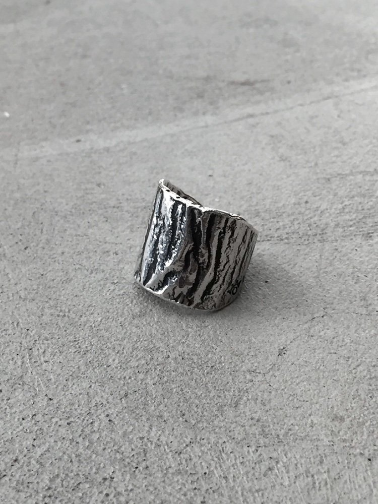 TEXTURERIZED RING (RETICULATION) #18
