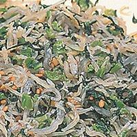 【冷凍】野沢菜ちりめん (生ふりかけ)1袋/90g入を2袋