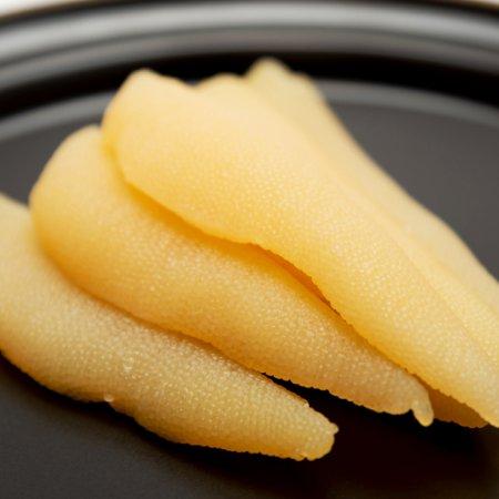 【冷蔵・冷凍】無添加・無漂白(塩水漬)かずのこ・中(350g)